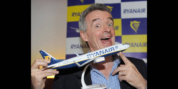 Ryanair se félicite de la satisfaction de ses passagers - La DH