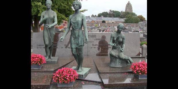 La Ville recense  son patrimoine funéraire - La DH