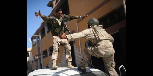 Réunion de l'Otan: vers la fin de la mission en Libye - La DH
