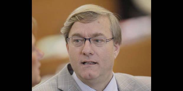 Jeté sur les voies : Vincent De Wolf va réinterpeller la ministre - La DH