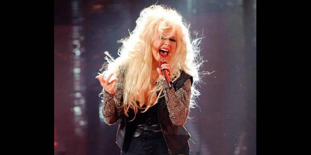 Christina Aguilera a bien changé ! - La DH