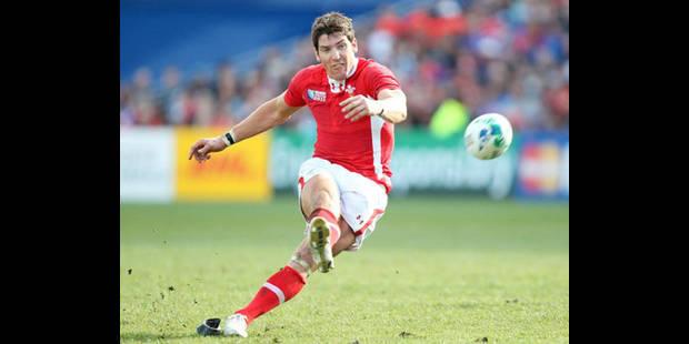 Mission bonus accomplie pour Galles contre la Namibie - La DH