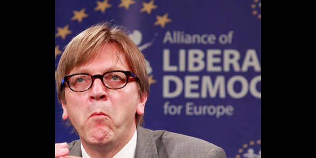 Zone euro: Verhofstadt presse Barroso... - La DH