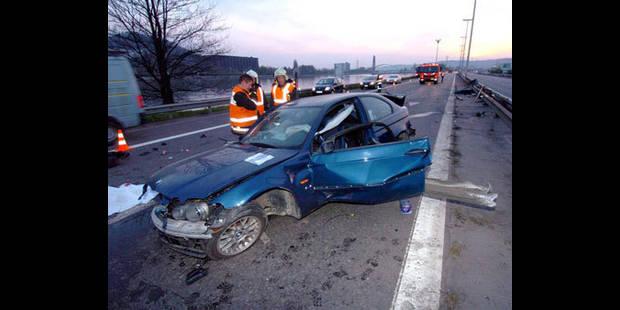 La plupart des accidents mortels sur autoroutes se produisent aux sorties - La DH