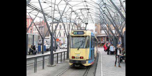 La STIB souhaite acheter 43 trains de métro automatiques - La DH