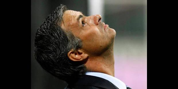 """Mourinho: """"Je sens comme une campagne contre moi"""" - La DH"""