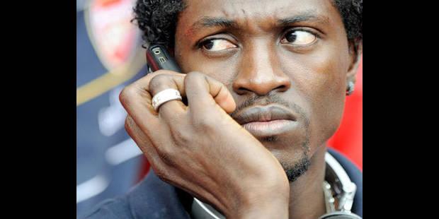 Le journal du Mercato (25/08): Adebayor prêté à Tottenham par Man City - La DH