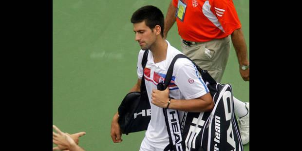Djokovic: ?Je suis dans un état de fatigue général? - La DH