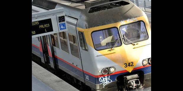 Perturbations sur le rail entre Huy et Andenne - La DH
