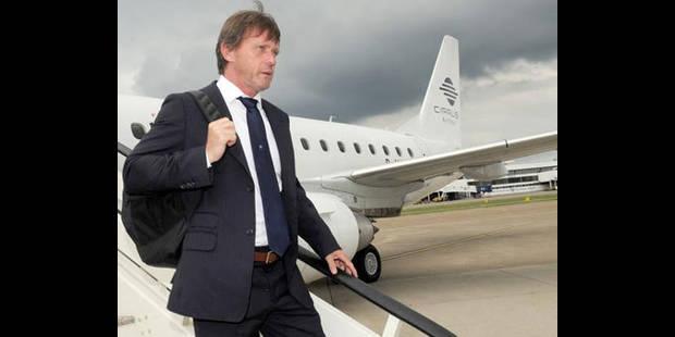 Vercauteren effectuera une dernière pige en Champions League avant de lâcher Genk - La DH