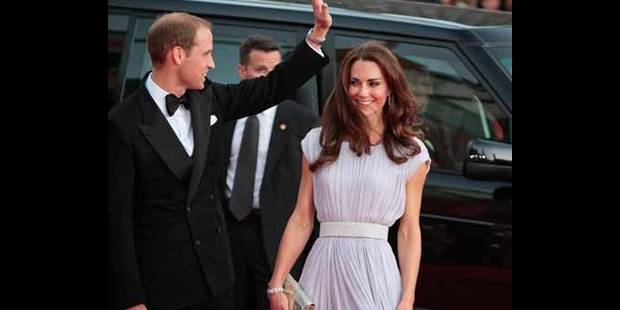 Kate Middleton de plus en plus mince - La DH