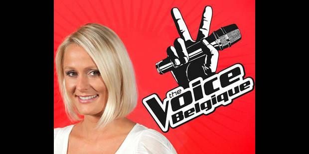 Maureen Louys : ?The Voice, c'est tout ce que j'aime? - La DH