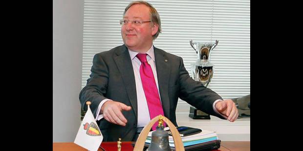 """De Keersmaecker: """"Une seule chose compte: c'est y aller"""" - La DH"""