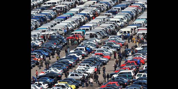 Vers des ventes mondiales record de véhicules en 2011 - La DH
