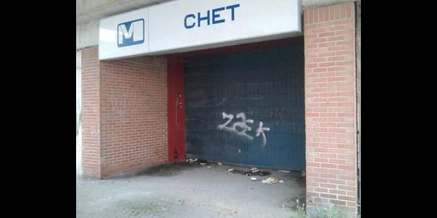 Le métro vers Châtelineau - La DH