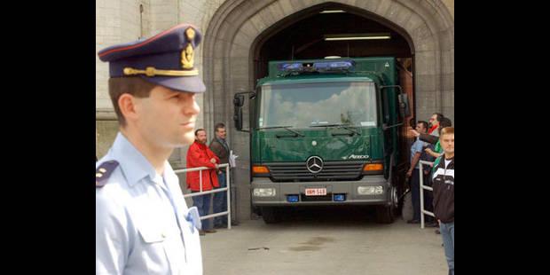 La police est intervenue 8 fois plus pour des grèves de gardiens de prisons - La DH