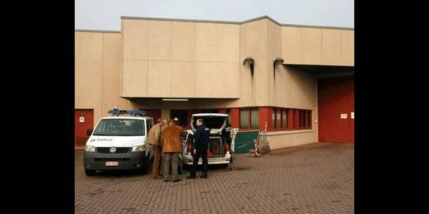 Tentative d'évasion à Andenne - La DH
