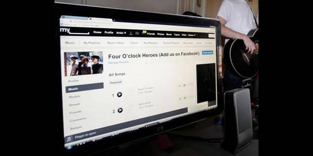 MySpace va intégrer une régie publicitaire - La DH