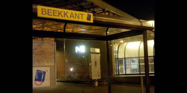 L'auteur d'un hold-up poursuivi entre la Gare de l'Ouest et la station de métro Beekkant - La DH