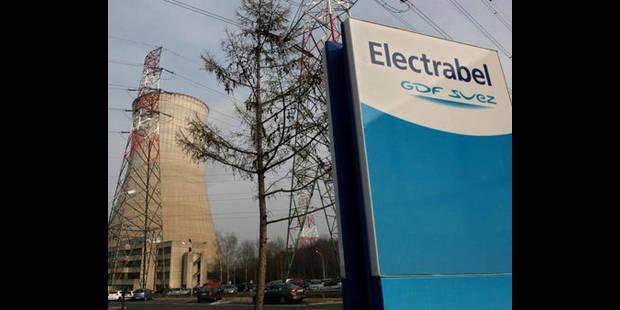 Electrabel a bénéficié d'un taux d'imposition de 4,33% en 2010 - La DH