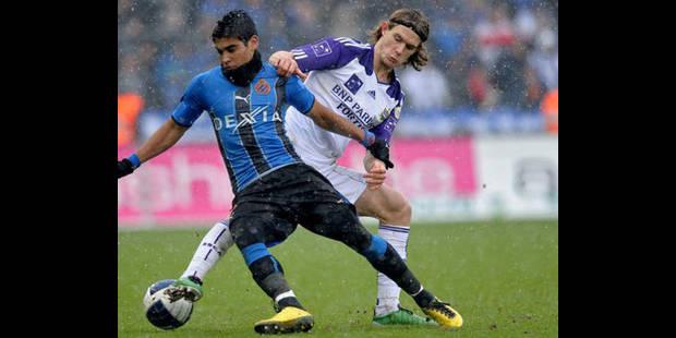 Bruges offre 1,2millions à Vargas - La DH