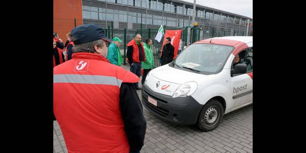 Plusieurs bureaux de poste toujours en grève - La DH