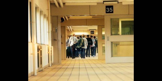 La prison de Bruges en partie protégée contre les évasions en hélicoptère - La DH