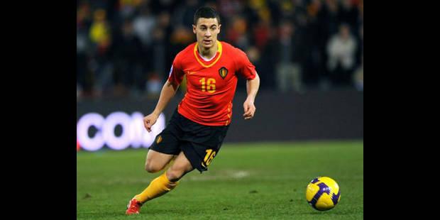 Eden Hazard élu meilleur joueur du championnat de France - La DH