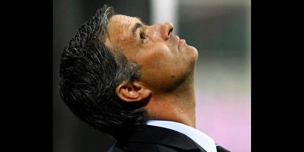 Procédure disciplinaire ouverte contre Mourinho - La DH