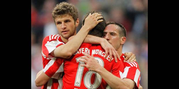 Allemagne - 32e journée: le Bayern Munich retrouve la 3e place - La DH