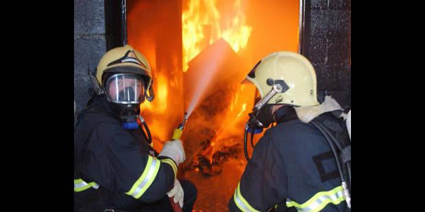 Incendie criminel dans une école à Ath - La DH