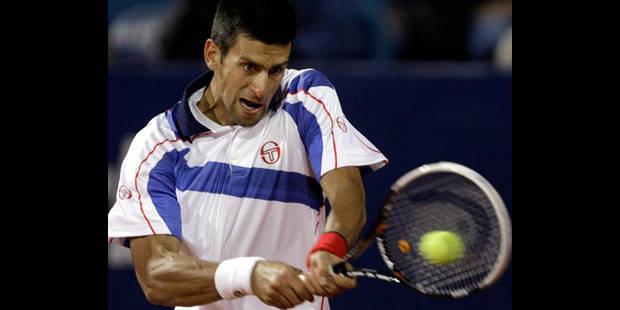 Tennis - ATP - Novak Djokovic en finale à Belgrade sans combattre - La DH