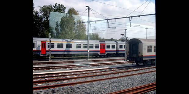 Circulation des trains perturbée entre la Côte et Bruxelles - La DH