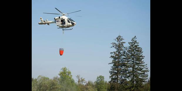 Deux hélicoptères allemands attendus - La DH