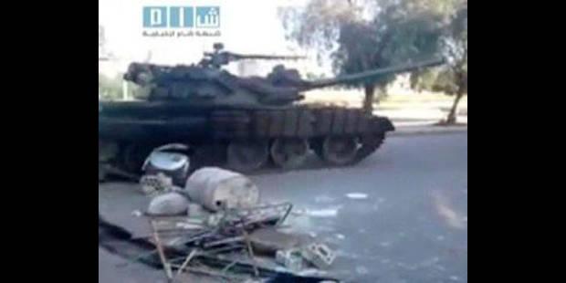 Syrie: pas d'accord au Conseil de sécurité, démission de plus de 230 membres du Baas - La DH