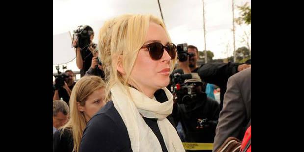 Lindsay Lohan condamnée à quatre mois de prison - La DH