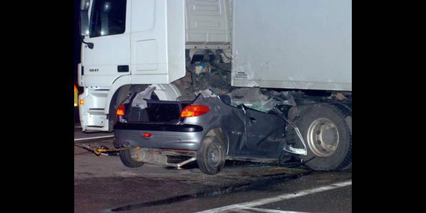 Le nombre de tués sur les routes a baissé de 12% en 2010 - La DH