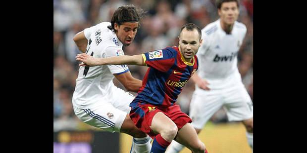 Iniesta pourra jouer la demi-finale aller contre le Real Madrid - La DH