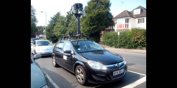 Vie privée: Google Street View dans le viseur de la justice belge - La DH