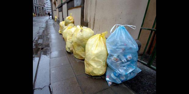 La collecte des immondices a à nouveau été perturbée - La DH