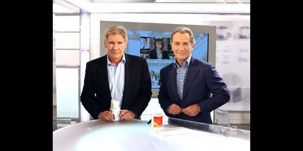 Harrison Ford à Télématin ! - La DH