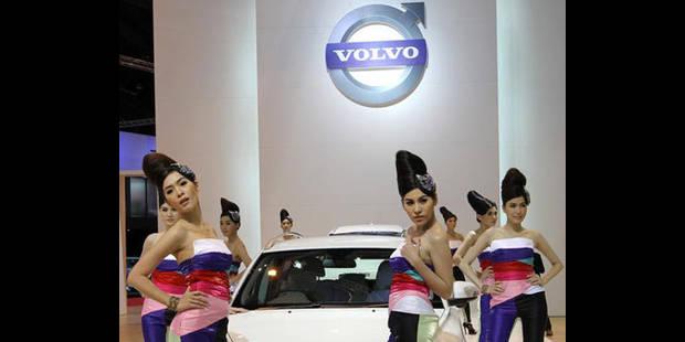 Volvo Automobile va recruter 1.200 personnes en Suède et en Belgique - La DH
