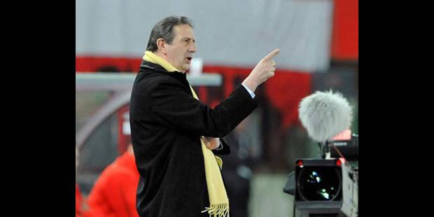 """Leekens: """"On mérite les trois points"""" - La DH"""