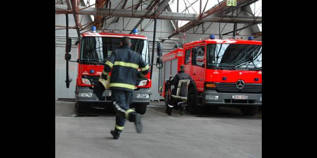 Nouvelle inspection à la caserne des pompiers - La DH