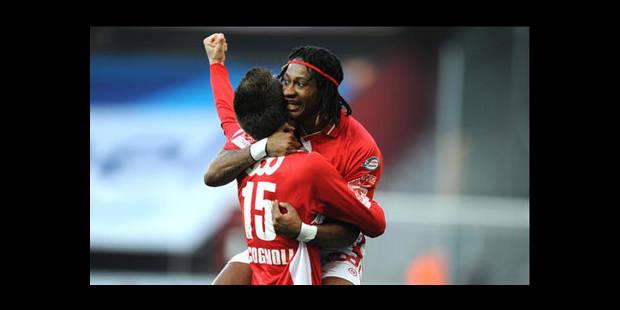 Le Standard en PO1, Anderlecht bat La Gantoise - La DH