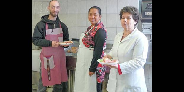 1.000 repas servis mensuellement au Resto - La DH