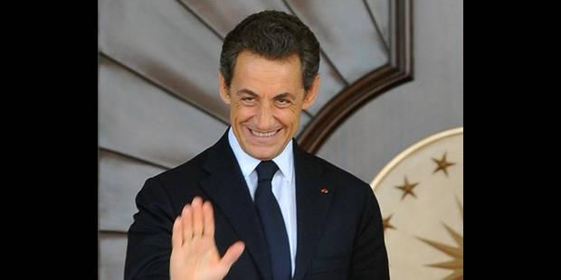 """Sarkozy : """"Kadhafi doit partir"""" - La DH"""