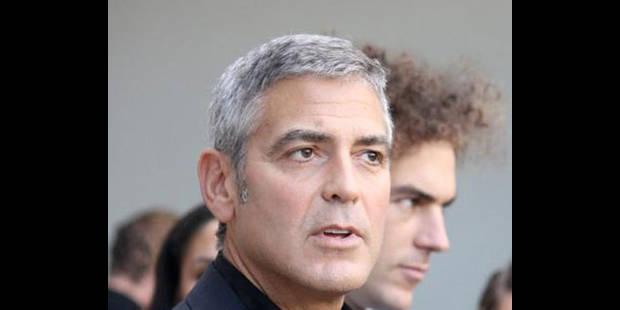 George Clooney, direct et vulgaire! - La DH