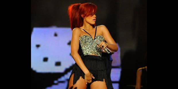 Le flirt  de Rihanna et Colin Farrell - La DH