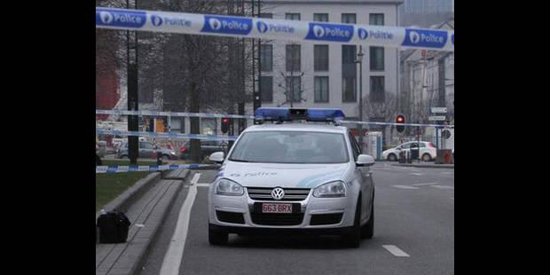 La police de Bruxelles a dû tirer - La DH
